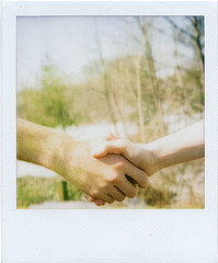 Old Handshake