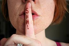 Shh! Secret Strategies!