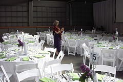 Fundraising Event Tables