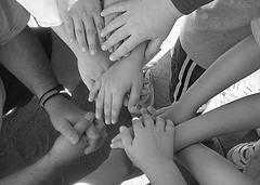 Fundraising Teamwork