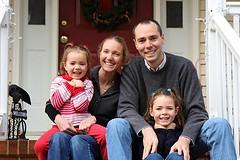Happy Fundraising Family