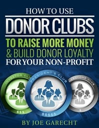 Non-Profit Donor Clubs and Giving Societies